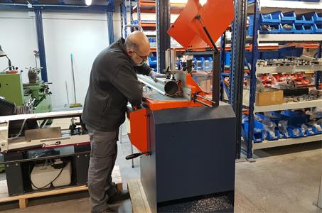 Fabricación y reparación de cilindros neumáticos
