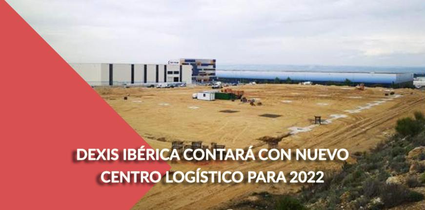Nuevas instalaciones logísticas