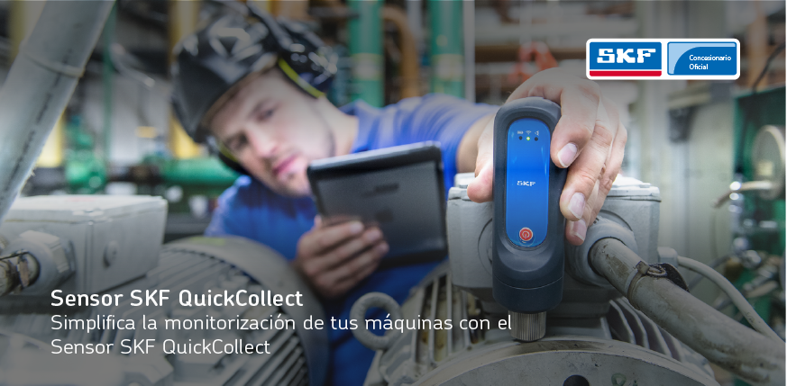 Dexis y SKF QuickCollect